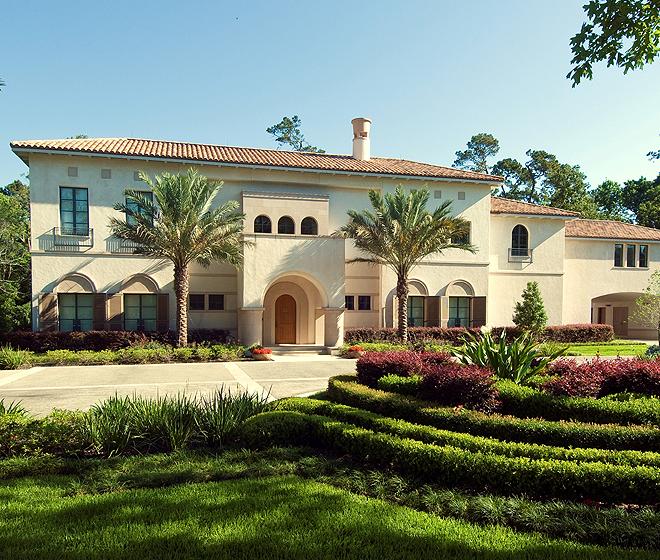 Mediterranean Style Homes In Florida: Mediterranean Custom Homes By UTBC